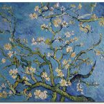 Blossoming Almond Tree Van Gogh Paintings Famous Art