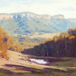 Blue Mountains Paintings Painting Graham
