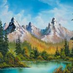 Bob Ross Original Paintings Sale All