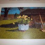 Bob Timberlake Well Flowers Signed Numbered