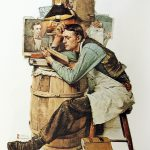 Books Art Law Student Norman Rockwell
