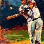 Boston Red Sox Beard Mike Napoli Painting Derek