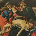Botticelli Famous Christian Paintings Set
