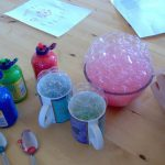 Bubble Painting Craft All Urz Party