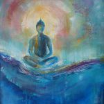 Buddha Fine Art Print Canvas Self