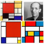 Building Our Hive Mondrian Painting