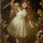 Bumble Button Romantic Victorian Century Paintings Children English