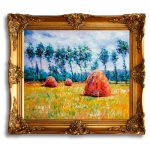 Buy Wholesale Frames Oil Painting China Wholesalers