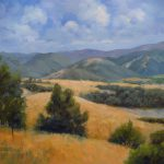 California Central Coast Paintings San Luis Obispo Cambria Santa Barbara