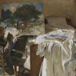 Candid Monet Makes Cameo New John Singer Sargent Exhibit York