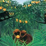 Canvas Wall Art Henri Rousseau