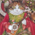 Cats Famous Paintings Cat Daily