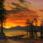 Century American Paintings Albert Bierstadt