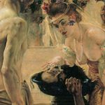 Changing Times Lovis Corinth Eclectic Light