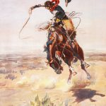 Charles Marion Russell Bad Hoss
