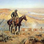 Charles Russell Wagon Boss Western