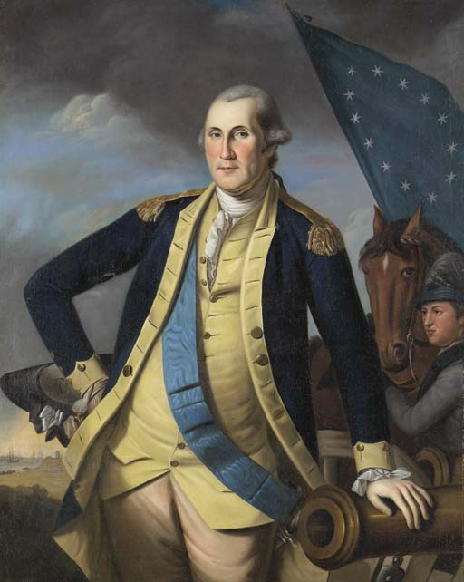 Charles Willson Peale Works Sale Auction