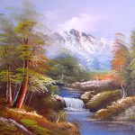 Cheap Oil Painting Wholesale China
