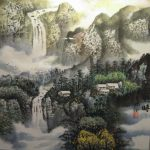 Chinese Brush Painting Art Think Crafts