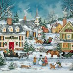 Christmas Cards Val City