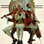 Christmas Through Eyes Norman Rockwell
