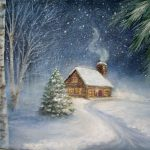 Classic Winter Painting