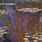 Claude Monet Water Lilies Painting Best Paintings
