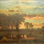 Cleaning George Inness
