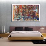 Collection Extra Large Framed Wall Art