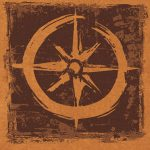 Compass Marvels Pretty Things Art Insp Ink