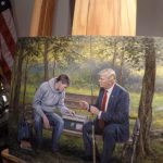 Conservative Artist Jon Mcnaughton Reveals New Trump Painting