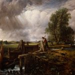 Constable Boat Passing Lock Revisited Weering