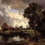 Constable John Fine Arts Red