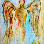 Contemporary Angels Art