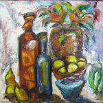 Contemporary Still Life Painting Shant