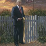 Controversial Artist Jon Mcnaughton Depicts Trump New Painting Cbs Dallas Fort