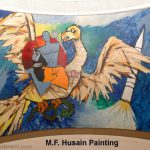 Controversial Hussain Paintings Most Famous Indian
