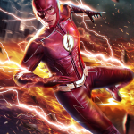 Cool Artwork Flash Injustice Mobile Game