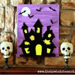 Cool Easy Halloween Crafts Make Kids