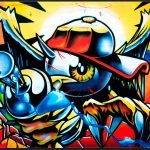 Cool Graffiti Art Facebook Timeline