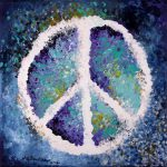 Cool Peace Painting Michelle