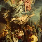 Coronation Virgin Pieter Paul Rubens Endless