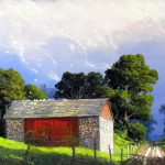 Country Landscape Painting Milan