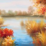 Country Scenes Oil Painting Paintings Sale Cheap