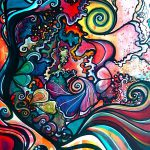 Crazy Love Colleen Wilcox World Color Pinterest Artsy Artist