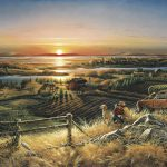 Dakota Life Terry Redlin Conservationist Artist Hunter Local News Stories