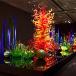 Dale Chihuly Persian Ceiling Art