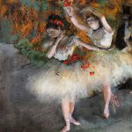 Dancers Degas Minute