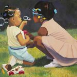 Dane Tilghman African American Artist Known Premier Painter