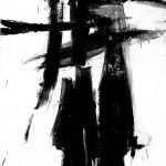 Day Forty Three Franz Kline Painting Feelings